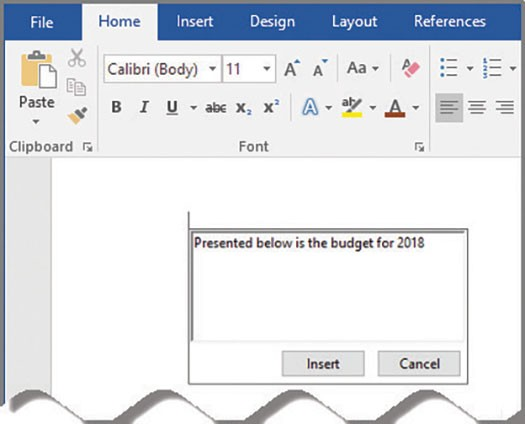 Microsoft Word A simple solution to a new issue with Word\u0027s speech