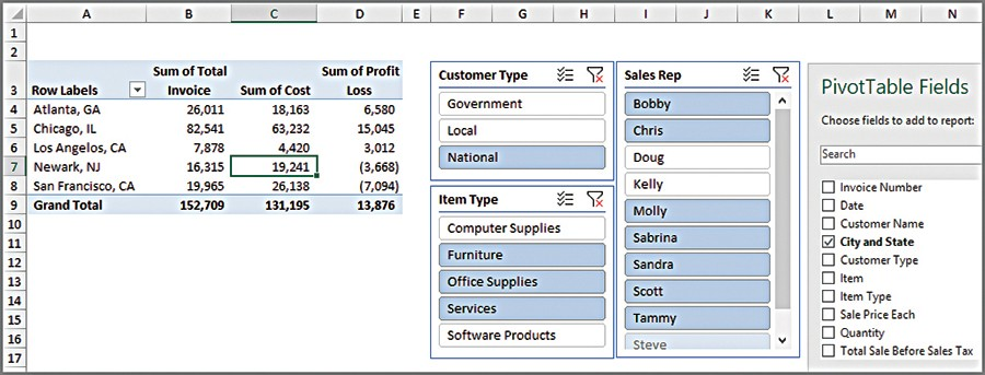 Microsoft Office Tips for Excel-based financial reports - Journal