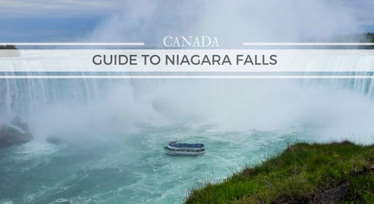 Guide to Niagara Falls canada