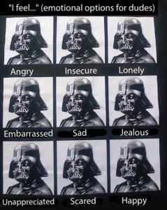 Vader Emotions