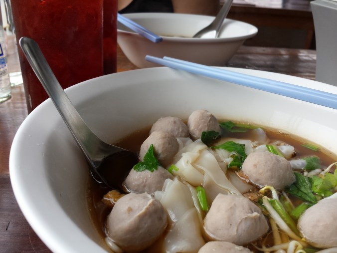 Kulinarisches Thailand - Suppe