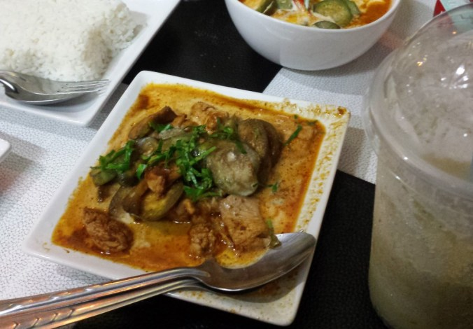 Kulinarisches Thailand - Phanaeng Curry