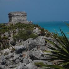Tulum Mexiko Maya Ruinen (15)