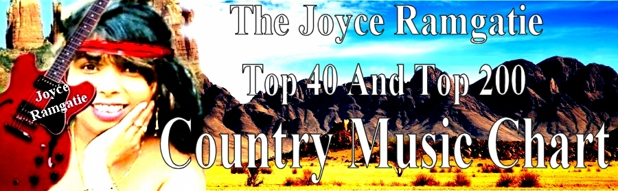Top 40 and TOP 200 Country Music Chart