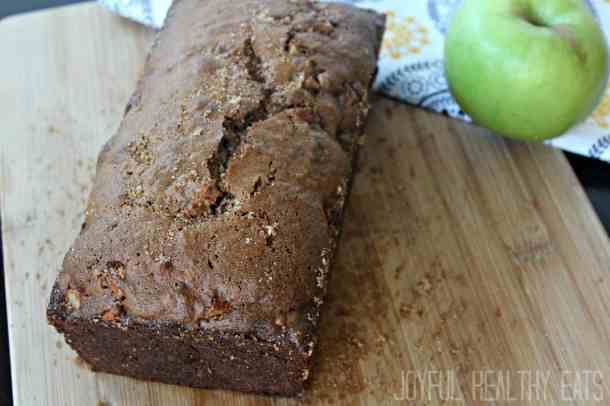 Apple Bread 9