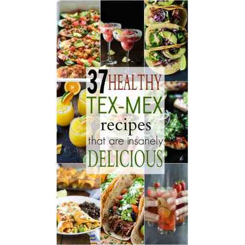 Medium Crop Of Tex Mex Recipes