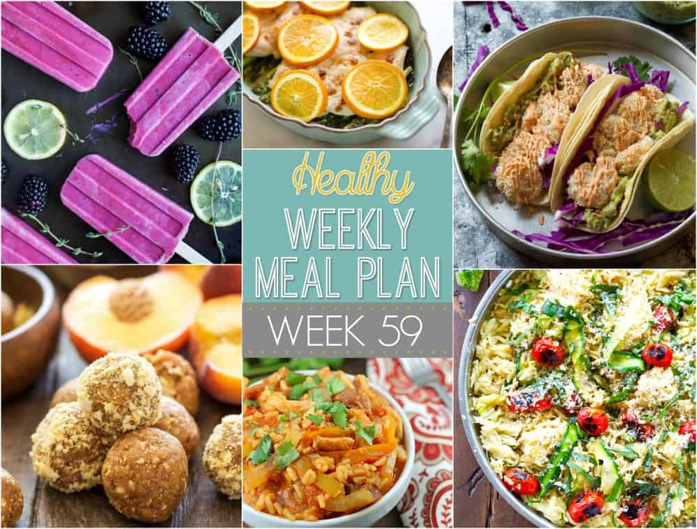 meal plan Archives Page 3 of 5 Easy Healthy Recipes Using Real - breakfast lunch and dinner meal plan for a week