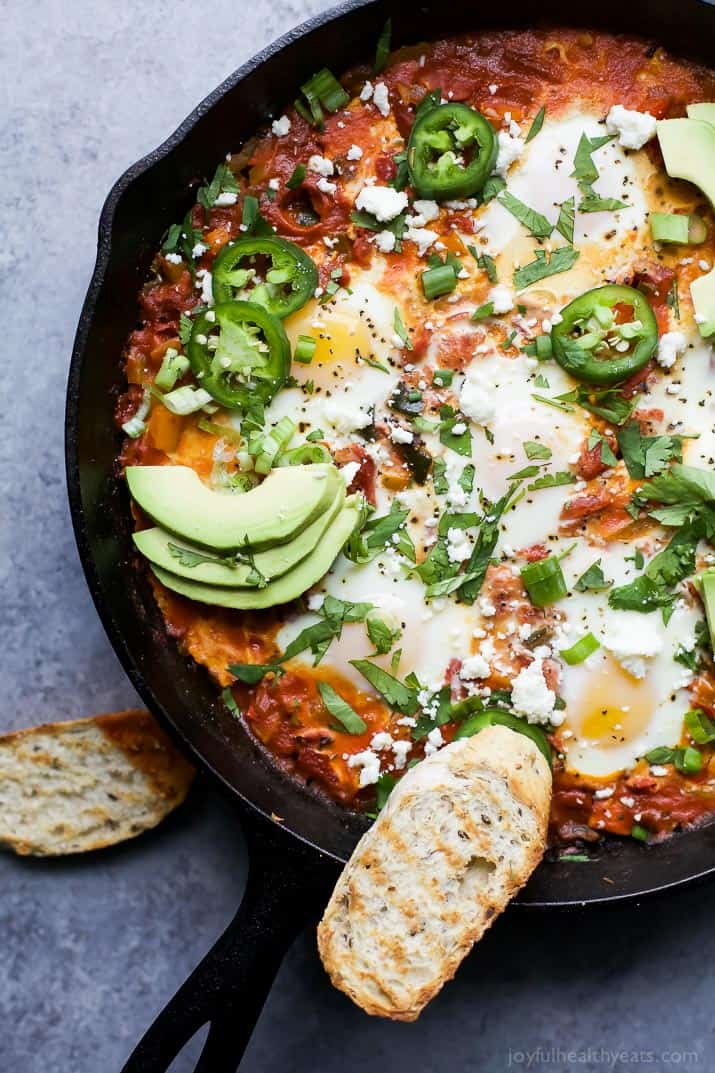Easy One Pot Mexican Shakshuka Easy Healthy Recipes Using Real - personal guarantee form