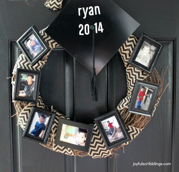 #graduation wreath