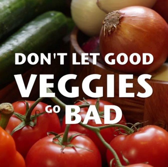 how to keep fruits and veggies fresh