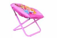 Disney Princesses Pink Folding Mini Saucer Chair