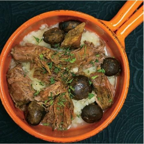 Medium Crop Of Hearty Beef Stew