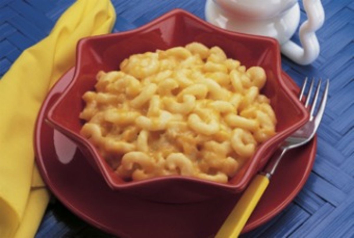 Fullsize Of Popeyes Mac And Cheese