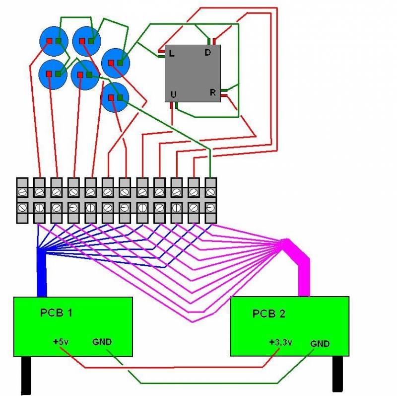 Modded Ps3 Controller Wiring Diagram Wiring Diagrams