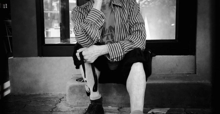 Toni Morkel. Photo: Germaine de Larch