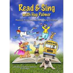 Hap Palmer: Read & Sing With Hap Palmer auf DVD