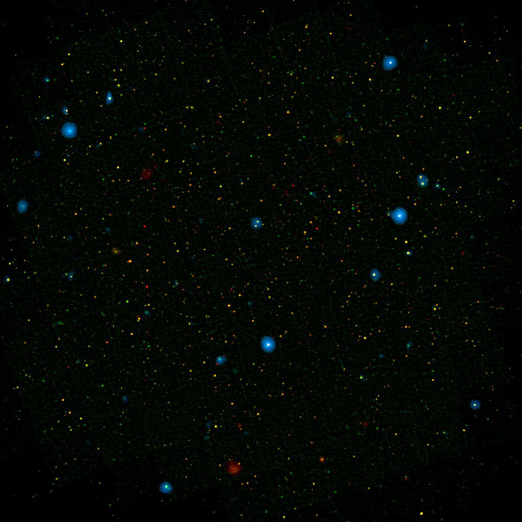 Falling Stars Wallpaper Space Images A Black Hole Choir