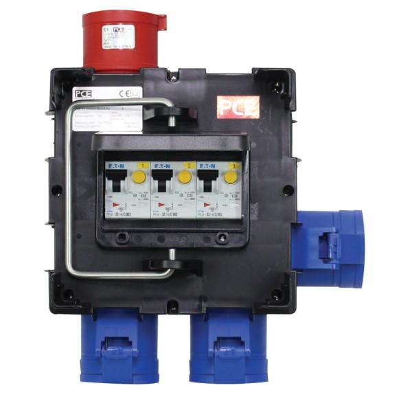 Blue C Form Industrial Connectors