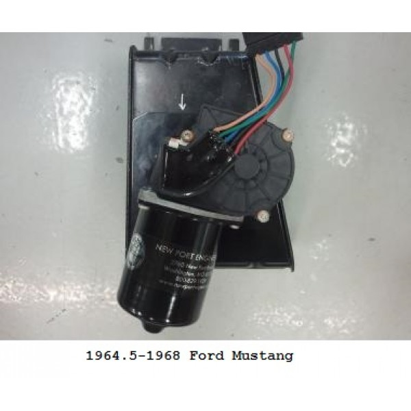 New Port Engineering 12 Volt Windshield Wiper Motor for Ford Falcon