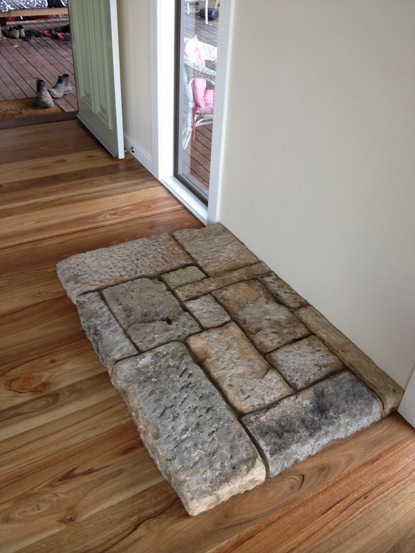 Heritage Sandstone Hearth