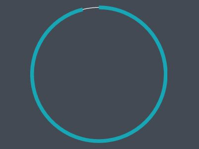 Animated Circle / Arc Generator with jQuery and SVG - SVG Arc - animation circles