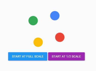 Animated Circles Loading Spinner With jQuery - g-spinner Free - animation circles