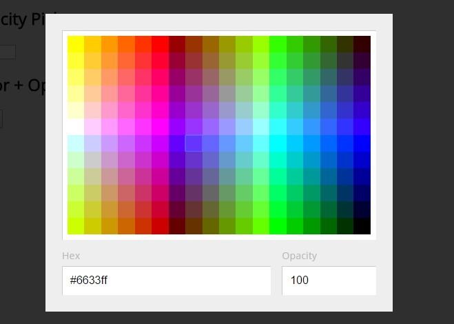 jQuery color picker Plugins jQuery Script