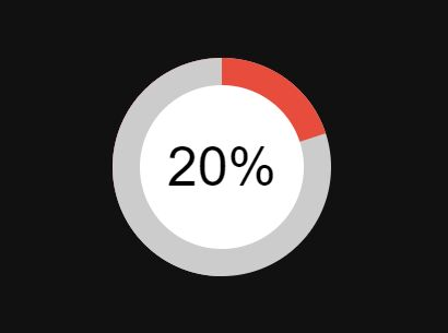 Animated Radial Progress Bar With jQuery And CSS3 Free jQuery Plugins