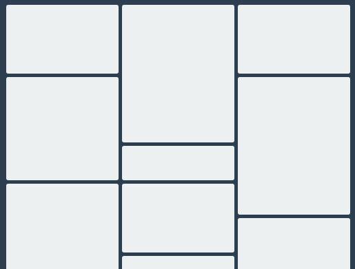Simple Responsive Grid Layout Plugin - jQuery Drystonejs Free