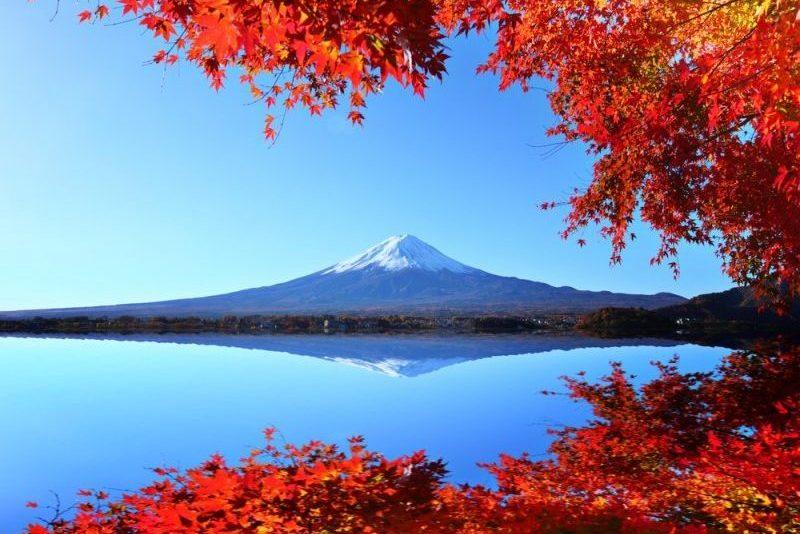 Japan Fall Colors Wallpaper Autumn Colors In Japan 2019 Fall Foliage Forecast Japan