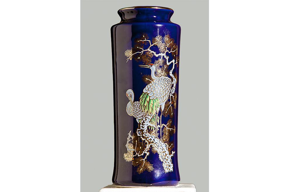 Blue China Vase Website