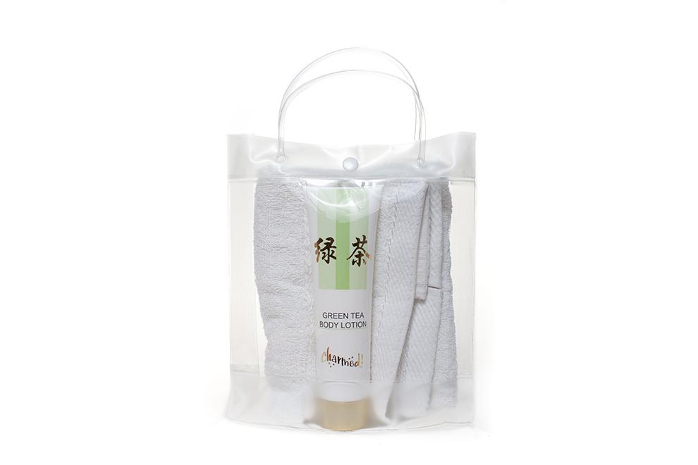 Green tea pack website