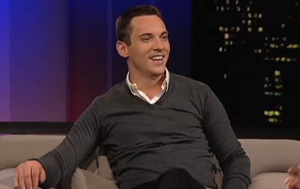 Jonathan Rhys Meyers on Tavis Smiley Show