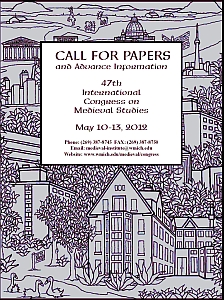 Call for papers del Kalamazoo