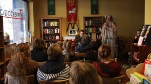 """Tolkien reading day"" in Germania"