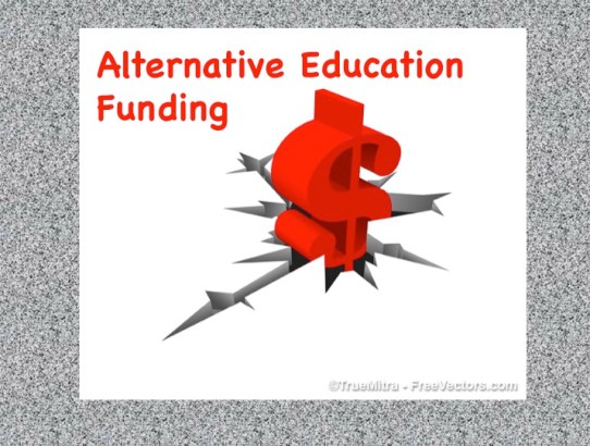 Alternative Education Funding