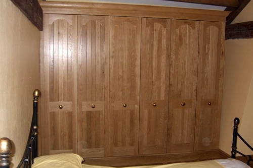 15 Best Ideas Of Solid Wood Built In Wardrobes