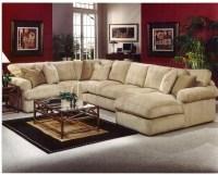 Down Sectional Sofas | Baci Living Room