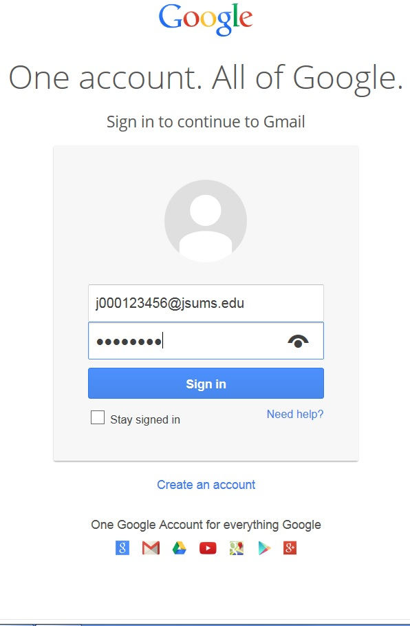 Jackson State University Email Support ACCESS YOUR E-MAIL ACCOUNT