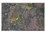 Peta Menara Cawang