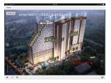 Gedung Apartment Cinere Boulevard