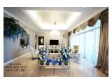 For sale Apartemen Airlangga di Mega Kuningan, Jakarta Selatan 440 m2 Fully Furnished –