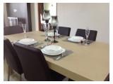 Dijual (BU) Apartemen Hamptons Park - 3 BR - Luas 96m2 - Full Furnishe