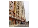 Dijual Apartemen Green Palm Residences 2Kmr (35m2) VIEW POOL LIMITED UNIT!!!