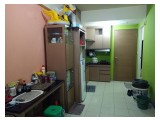 Dijual Apartemen Gading Icon - 2 Bedroom 36 m2 Full Furnished, Komplit