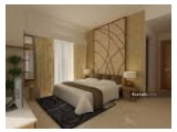 Jaul Apartemen Senayan Residences - Available for 1 / 2 / 3 BR Size 78 / 100 - 115 / 150 - 165 m2 Full Furnished / Unfurnished