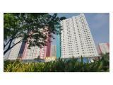 Jual Apartemen Green Pramuka City - Tower Diatas Mall Cempaka Putih 2BR