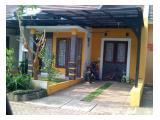 Jual Rumah Minimalis Bebas Banjir Jatiasih Bekasi (BU)