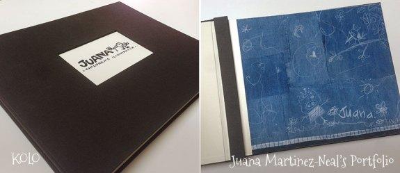 Juana Martinez-Neal's Kolo Portfolio