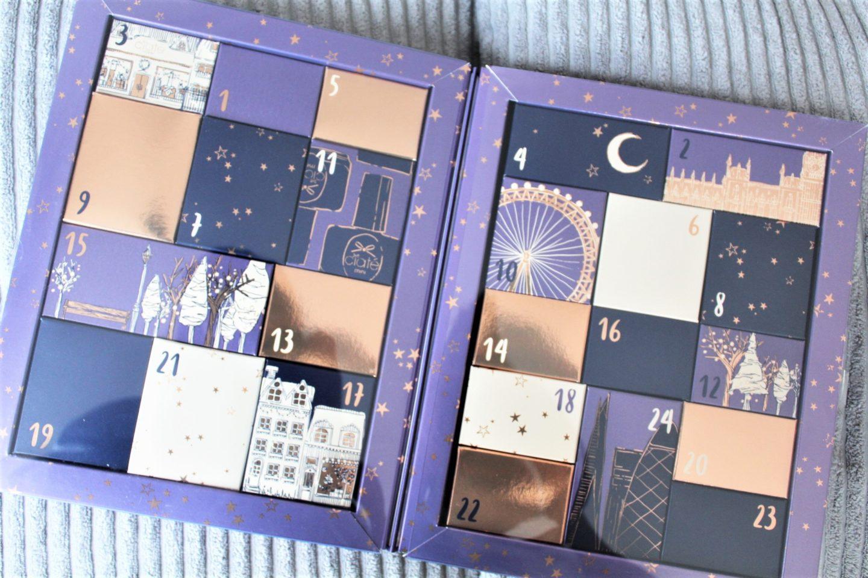 Ciat39e London Mini Mani 24 Days Christmas Advent